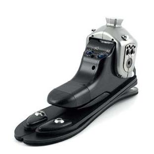 液压踝碳纤储能脚
