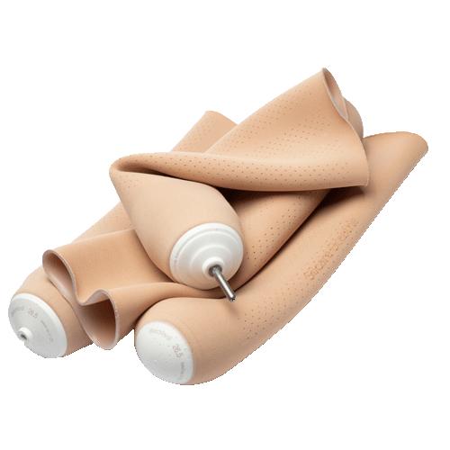 排汗型硅胶套——带锁型